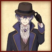Kume Masao anime visual icon