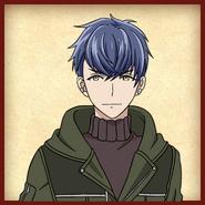 Dan Kazuo anime visual icon