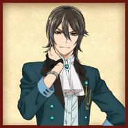 Kikuchi Kan anime visual icon
