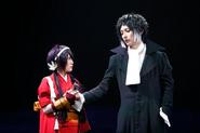 BSD DEAD APPLE Stage - Kyoka and Akutagawa