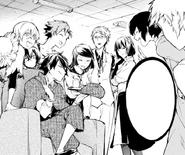 Ranpo's conviction to save his Agency members (manga)