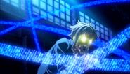 Atsushi transforms into a tiger