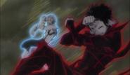 Atsushi and Akutagawa blown away by Fitzgerald ability