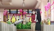 Atsushi apologizes to Naomi and Haruno