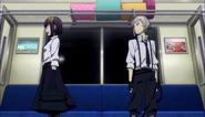 Yosano gives orders to Atsushi