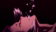 Ending 1 - Akutagawa shreds red tear (frame 1)