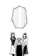 Atsushi apologizes to Naomi and Haruno (manga)