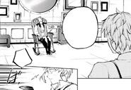 Atsushi encounters Herman Melville (manga)