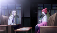 Atsushi talking to Koyo