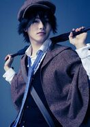 Ranpo Edogawa (Dark Era) Stage Play