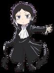 Ryunosuke Akutagawa (Wan! Anime)