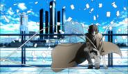 Ending 2 - Dazai kneeling