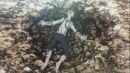 Atsushi crushed by Goncharov's ability