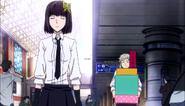Yosano shopping with Atsushi
