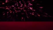 Ending 1 - Akutagawa shreds red tear (frame 3)