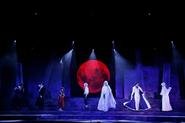 BSD DEAD APPLE Stage - Chuya, Akutagawa, Kyoka, Atsushi, Shibusawa, Dazai, and Fyodor