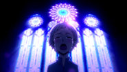 Atsushi crying as a child