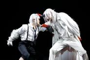 BSD DEAD APPLE Stage - Atsushi and Shibusawa 2