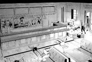 Cafe Uzumaki ransacked (manga)