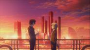 Dazai and Atsushi after the cannibalism