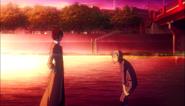 Dazai meets Atsushi