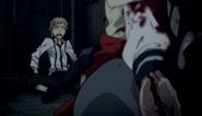 Atsushi reacts of Naomi being shot