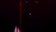 Ending 1 - Akutagawa shreds red tear (frame 2)