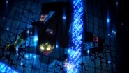 Atsushi regenerates his leg