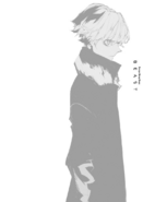 BEAST Volume 01 Atsushi Illustration