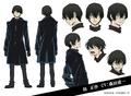 Shōsaku Katsura Anime Character Design