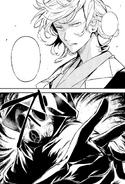 Fukuzawa knows the masked man's identity (manga)