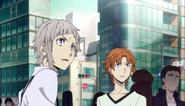 Atsushi and Tanizaki realizes Naomi disappeared