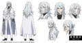 Tatsuhiko Shibusawa Anime Character Design