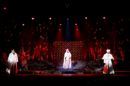 BSD DEAD APPLE Stage - Dazai, Shibusawa, and Fyodor