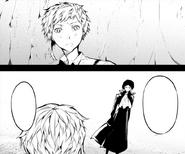 Atsushi and Akutagawa after cannibalism (manga)