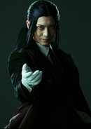 Ōgai Mori (Three Companies Conflict) Stage Play