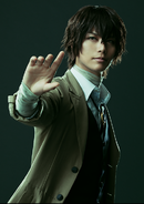 Osamu Dazai (Three Companies Conflict) Stage Play