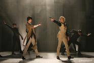 BSD Entrance Exam Stage - Dazai and Kunikida