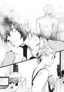 55 Minutes Atsushi glances at Dazai
