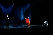 BSD DEAD APPLE Stage - Akutagawa, Kyoka, and Atsushi