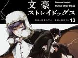Bungo Stray Dogs Volume 13