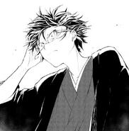 Ranpo solves Poe's novels (manga)