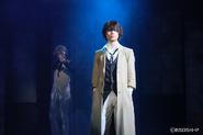 BSD Entrance Exam Stage - Kunikida and Dazai 3