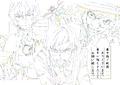 MS No.15- Atsushi, Kyoka, Dazai, Chuya, and Akutagawa