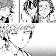 Atsushi awakens (manga)