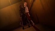 Akutagawa grabbing Atsushi