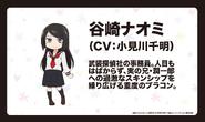 Naomi Tanizaki (Wan! Anime Character Design)