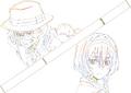 MS No.12 - Chuya and Kyoka