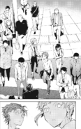 Atsushi and Tanizaki realizing Naomi disappeared (manga)
