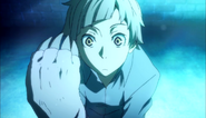 Atsushi discovers his ability